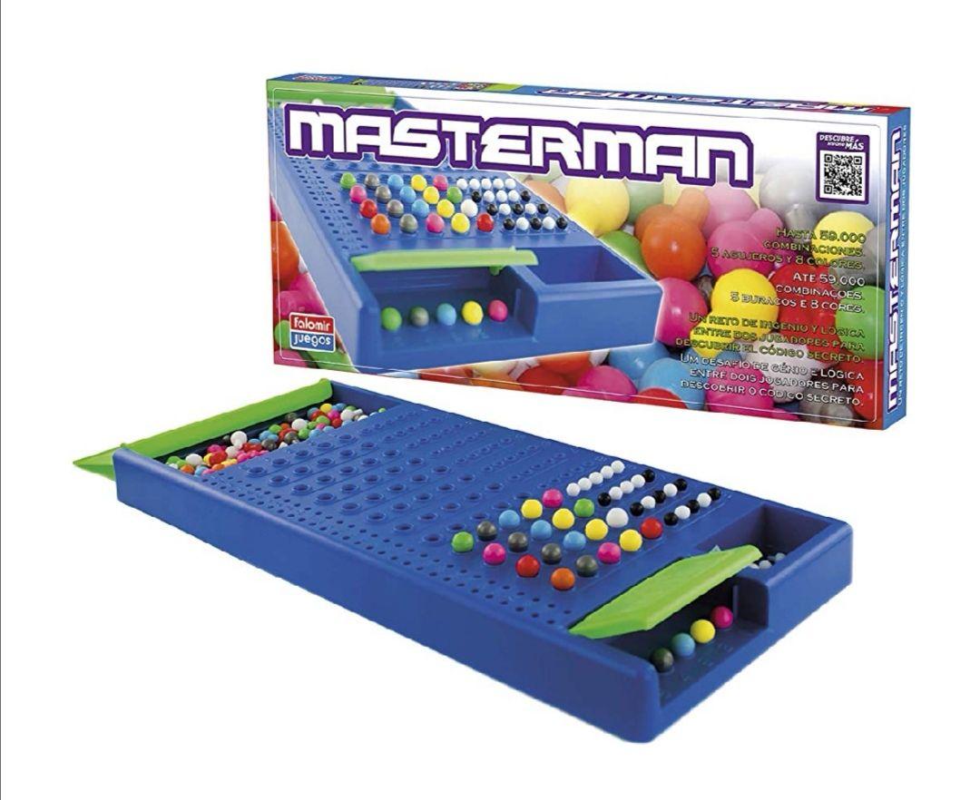 Masterman, Juego de Mesa