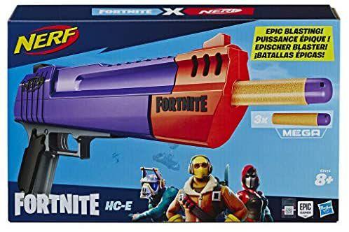Escopeta Nerf Fortnite HC E