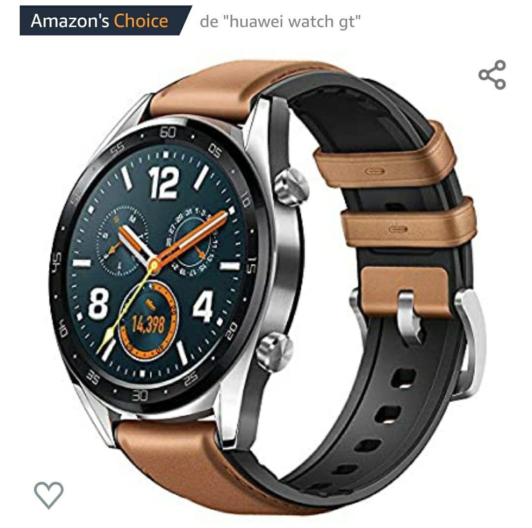 Reloj smartwatch Huawei GT a precio chino