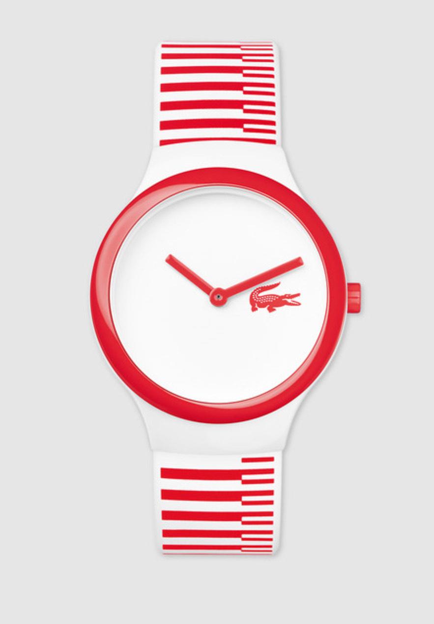 Reloj de hombre Lacoste Watches Goa de silicona bicolor