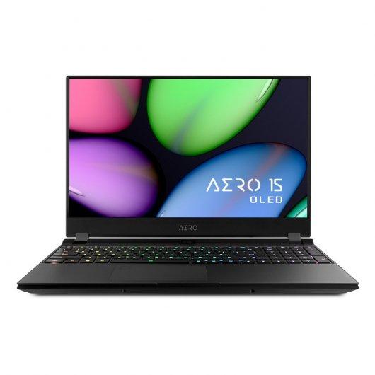 "Gigabyte AERO 15 OLED WA-7ES5130SD Intel Core i7-9750H/16GB/512GB SSD/RTX 2060/15.6"""
