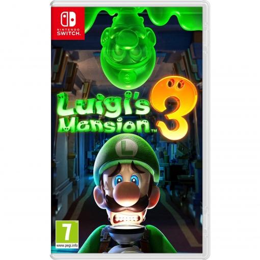 Luigi´s Mansion 3 para Nintendo Switch (Físico)