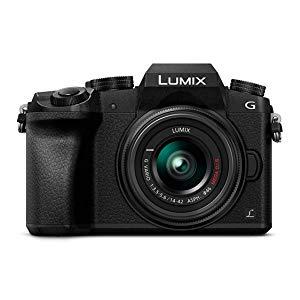 Panasonic Lumix DMC-G7KEC - Cámara EVIL de 16 MP