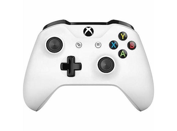 Mando Xbox inalámbrico (Blanco)