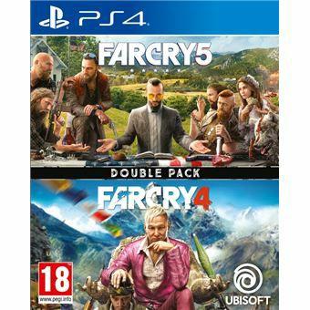 Farcry 4+5 PS4