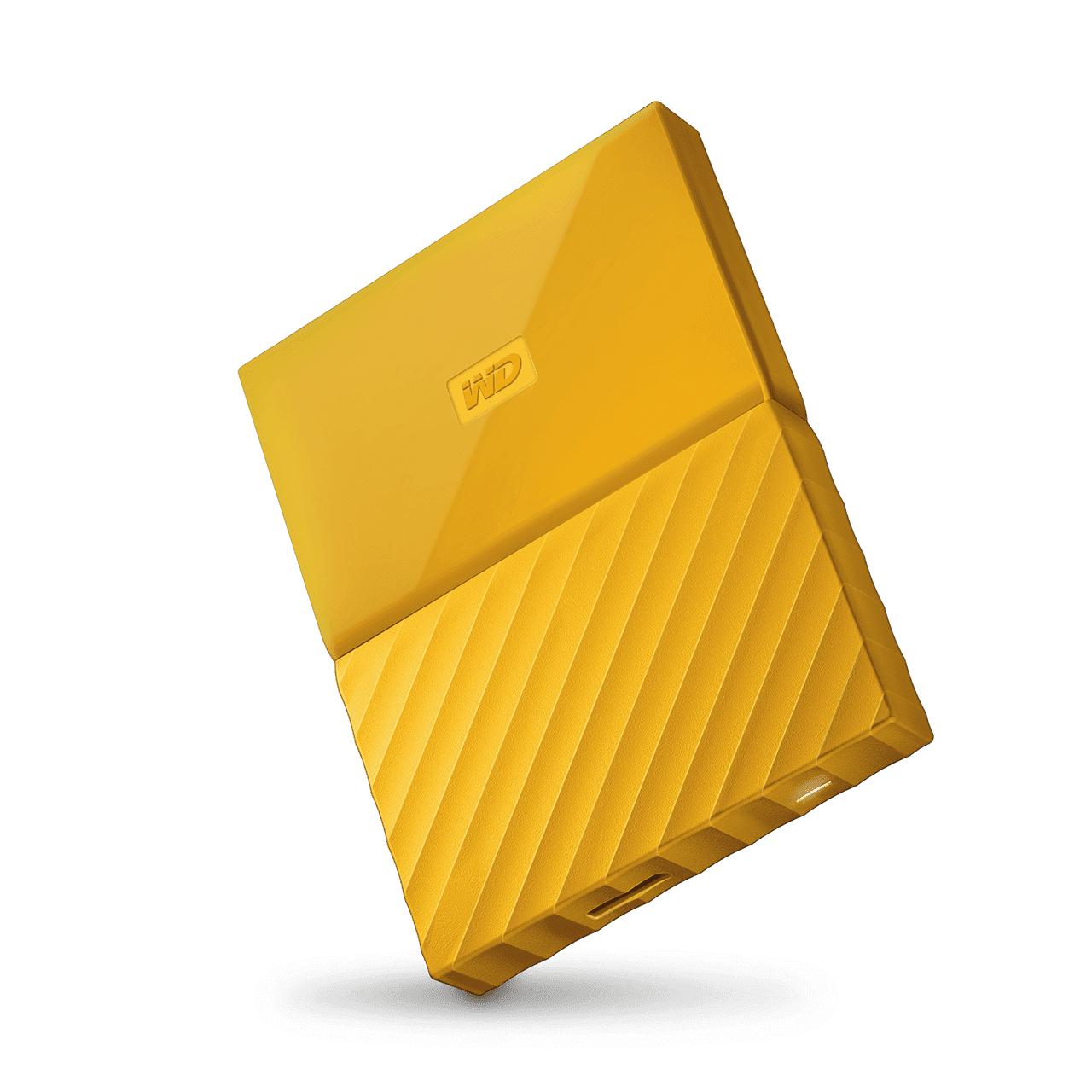 WD My Passport Portable 3TB [Recertificado]