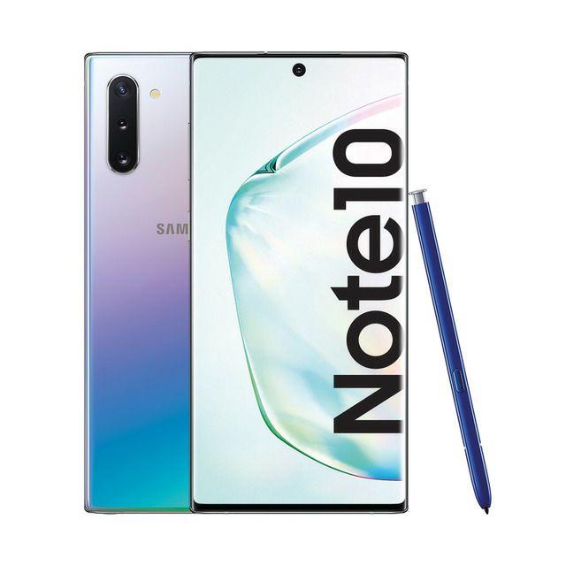 Samsung Galaxy Note 10 Aura Grow n9700 dual sim (protector y funda de regalo)