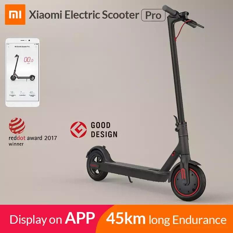 Xiaomi M365 PRO desde España por 387,99€
