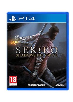 Sekiro Shadow Die Twice - PlayStation 4