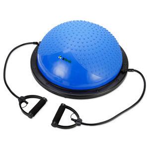 Bosu Balance Ball Bola Pelota de Equilibrio Media Esfera Trainer Ball Step