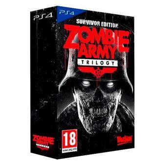 Zombie Army Trilogy - Ed Survivor - PS4