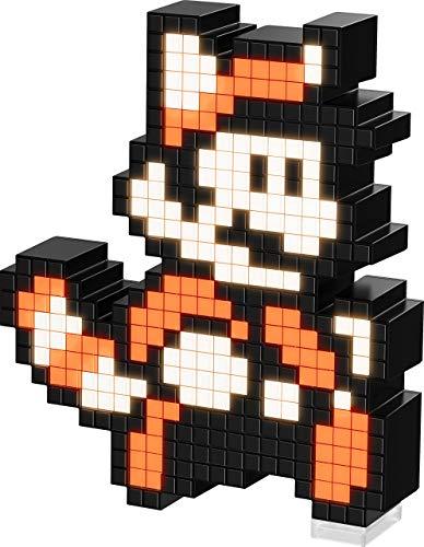 Lámpara Pixel Pals Mario Mapache