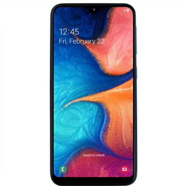 Samsung Galaxy A20e 3/32GB Azul Libre