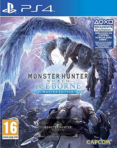 Monster Hunter World: Iceborne Master Edition [PlayStation 4]