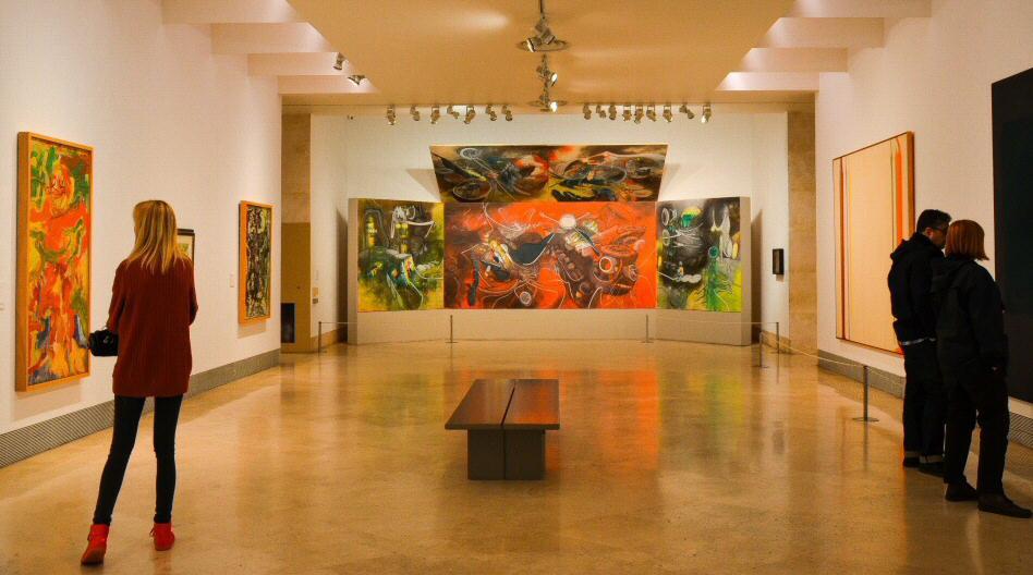 Entrada gratis Museo Thyssen Lunes de 12.00 a 16.00