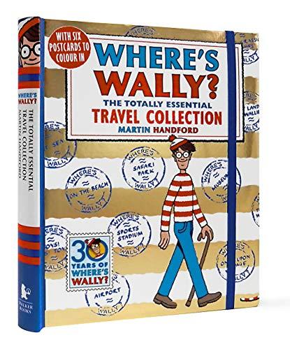 Recopilación de todos los libros de Dónde está Wally -reno? En uno solo