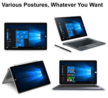 """Tablet CHUWI Original Hi10 air 10,1"""" con Windows 10"""