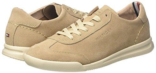 Tommy Hilfiger Casual Suede Low Cut Sneaker, Zapatillas para Hombre, Talla 43