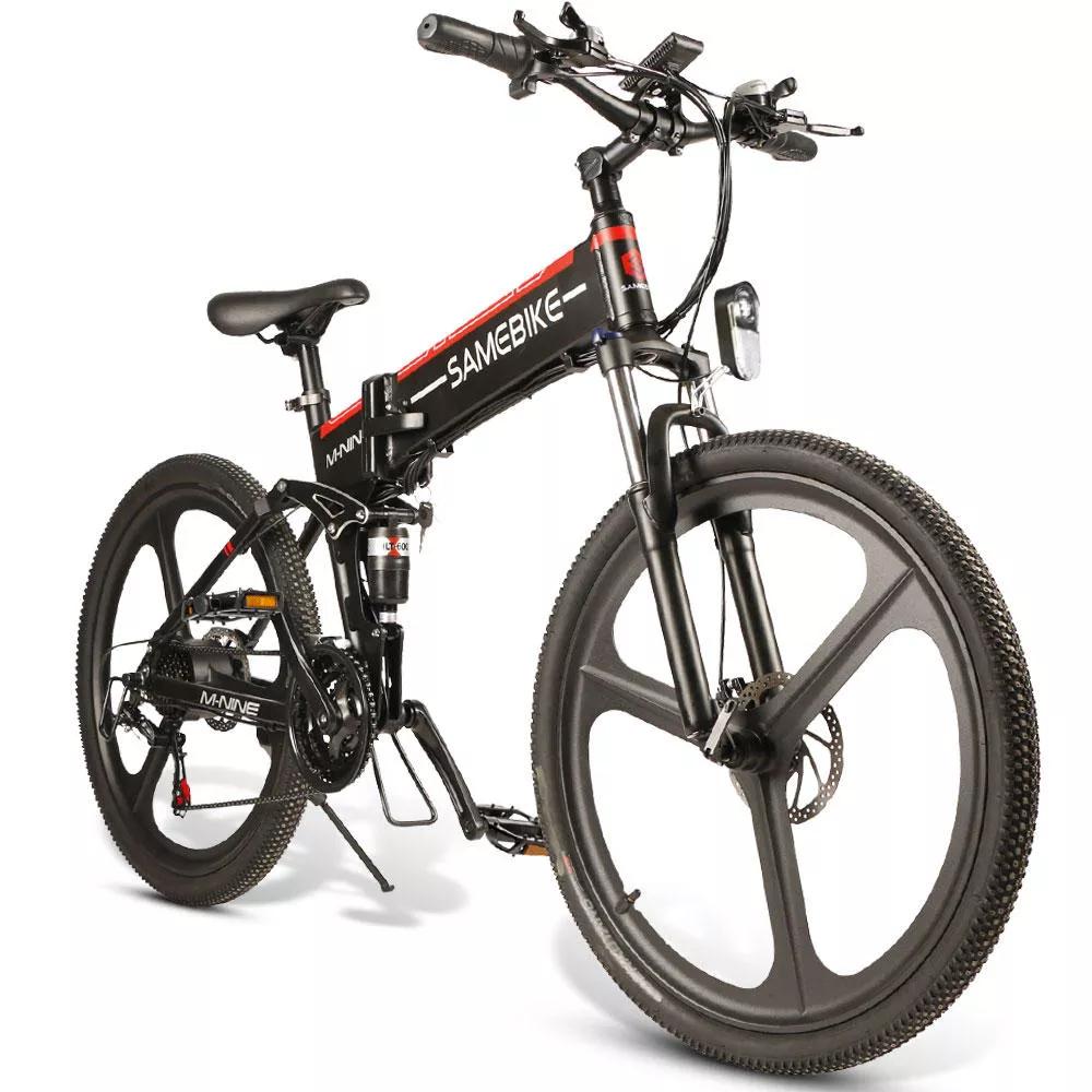 Bicicleta eléctrica SAMEBIKE LO26