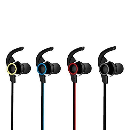 Auriculares Inalámbricos Deportivos Bluetooth In Ear Estéreo Auriculares con Micrófono