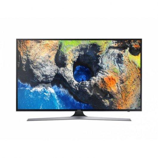 """Televisor de 40"""", resolución 4K UHD, HDR,"""