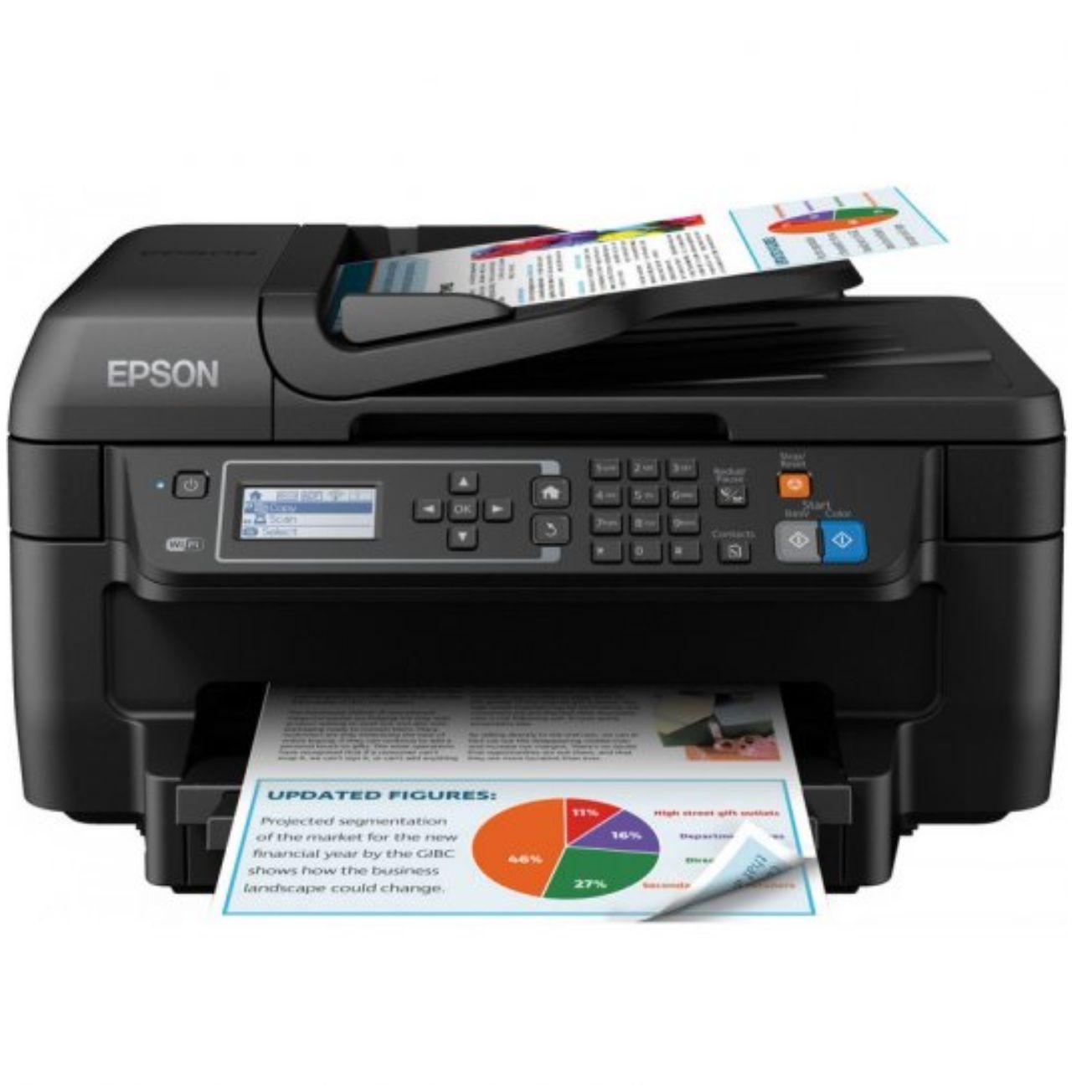 Impresora Epson WorkForce WF-2750DWF