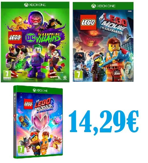 Juegos LEGO para Xbox One