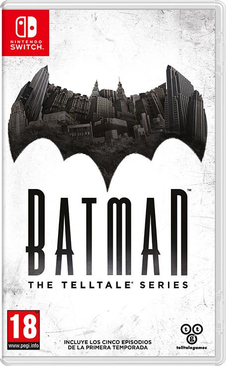 Batman - The Telltale Series para Nintendo Switch