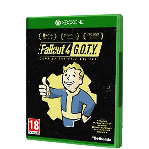 Fallout 4 Goty Xbox one a buen precio