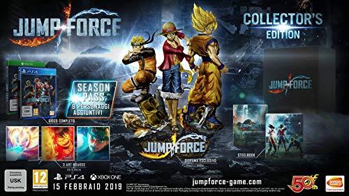 Jump Force Edición Coleccionista