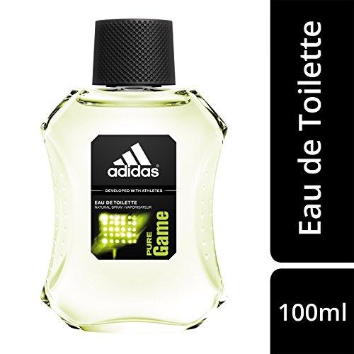 Adidas Pure Game Eau de Toilette para Hombre - 100 ml
