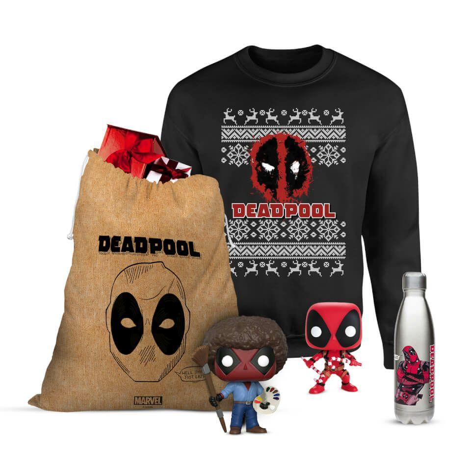 Deadpool Set Regalo de Navidad