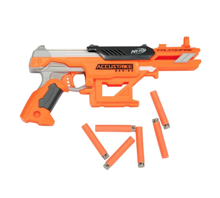 Pistola Nerf-Elite Falconfire