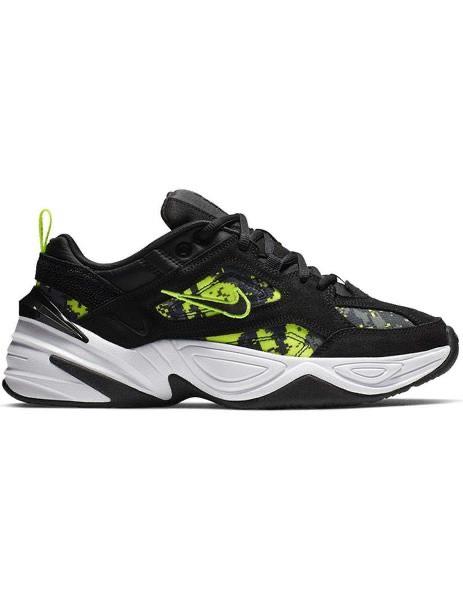 Regalazo para tu chica Nike M2k Tekno Negro/Verde