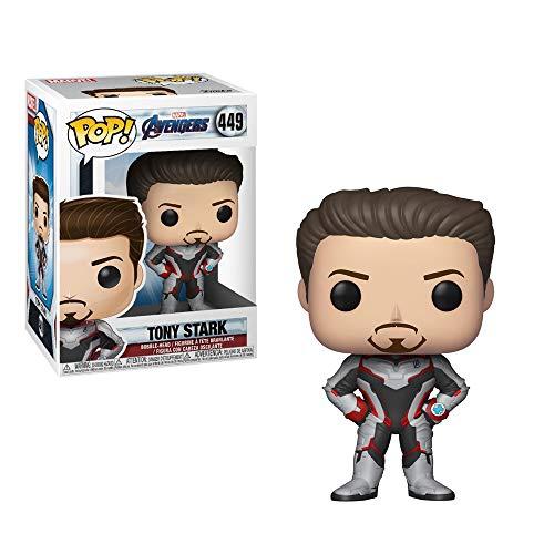 Funko POP: Tony Stark Vengadores Endgame