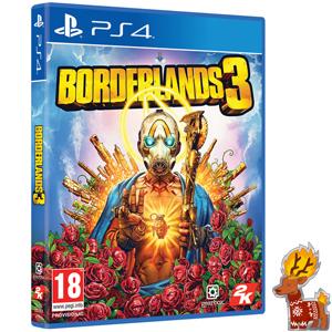 Borderlands 3 (PS4, Físico, AlCampo Torrelodones)