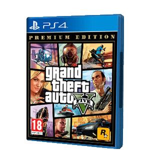 GTA V Premium Edition PS4 y XBox