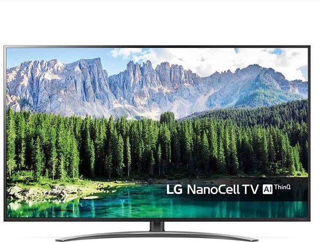 TV LG Nano 65SM8600 (LED-65'' - 165 cm-4K Ultra HD-Smart TV)