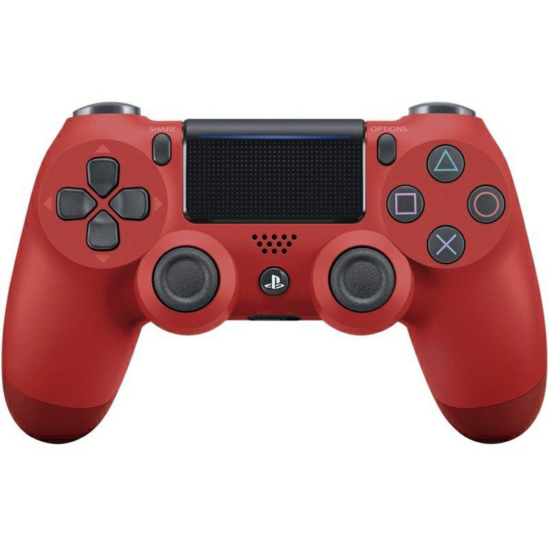 Mando PS4 Sony Dualshock Rojo,Dorado y Azul