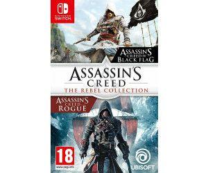 Assassin's Creed: The Rebel Collection - Nintendo Switch [Importación inglesa]