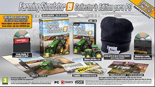 Farming Simulator 19 - Collector Edition ¡a precio minimo!