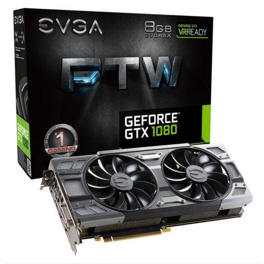 EVGA GTX 1080 FTW Gaming ACX 3.0 8GB GDDR5X