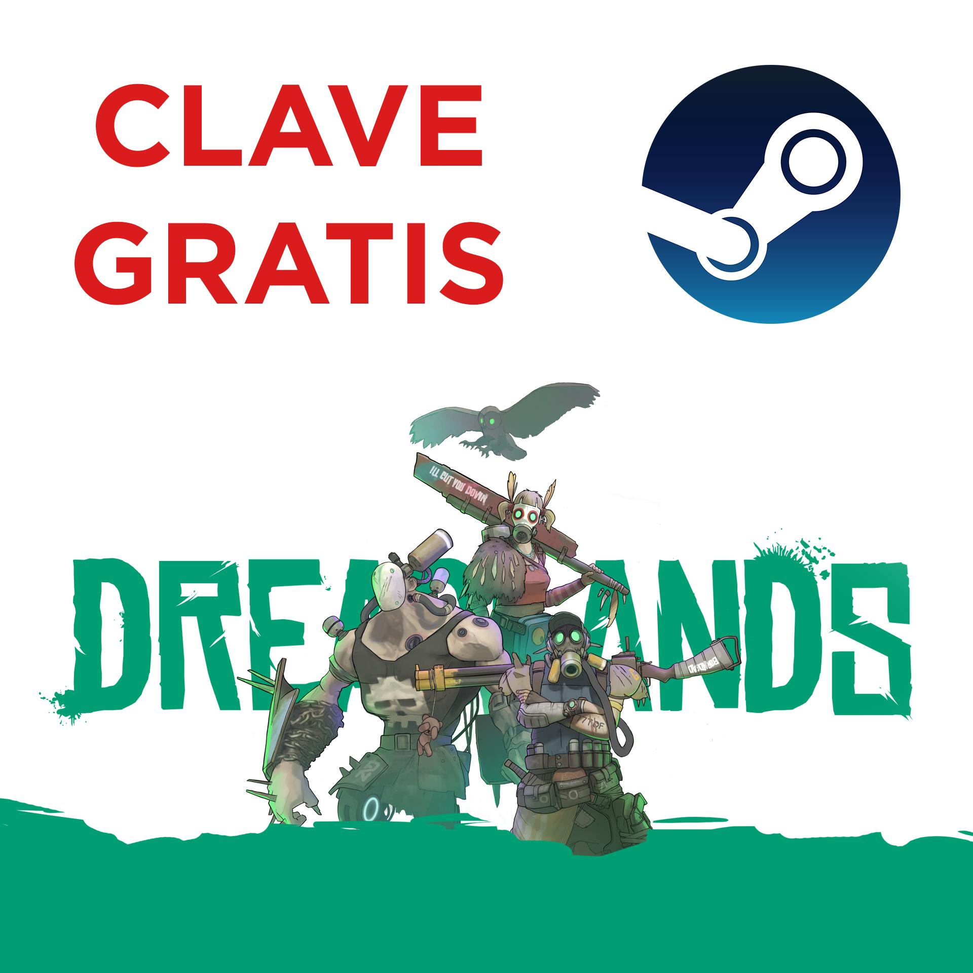 Clave gratis para la beta de Dreadlands (Steam)
