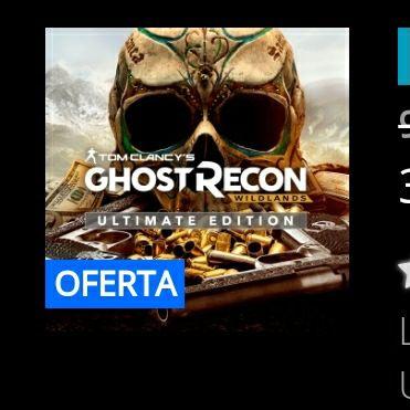 Ultimate Edition Tom Clancy's Ghost Recon® Wildlands