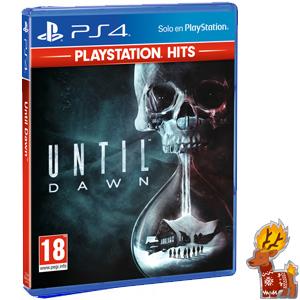 Until Dawn (PS4, Físico, AlCampo Nalón ,Torrelodones)