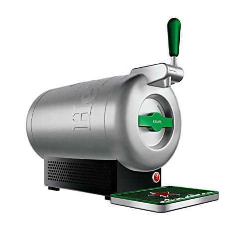 Tirador de cerveza, 2 L Krups The Sub Heineken VB650E10