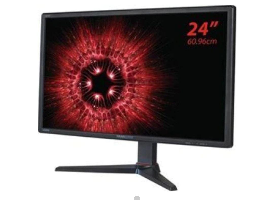 """Hannspree HG 244 PJB pantalla para PC 61 cm (24"""""""")"""