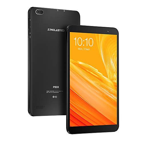 TECLAST Tablet PC P80X Tableta 4G LTE 8'' 2GB RAM 32GB ROM 8 Core Android 9.0