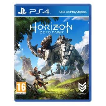 Horizon: Zero Dawn PS4 - Edición standard (25,64€ para socios)