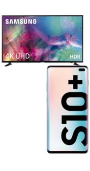 """Samsung S10+ y de regalo una Samsung tv 43"""" GRATIS"""